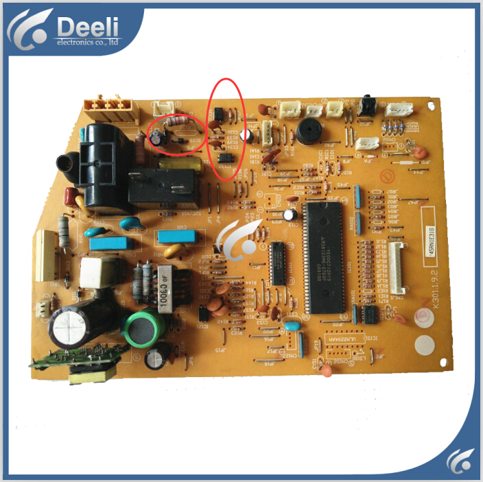 good working for air conditioning circuit board K301.1.9.2 45RNE31G computer board hot and cold good workinggood working for air conditioning circuit board K301.1.9.2 45RNE31G computer board hot and cold good working