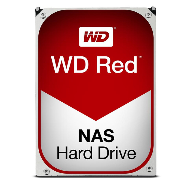 Disques durs internes Western Digital RED 3 to, 3.5 pouces, 3000 go, 5400 tr/min, 6 Gbit/s série ATA III 64 mo HDD