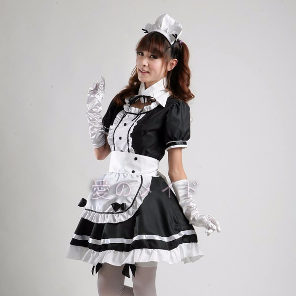 DB23978 sissy maid uniform-10