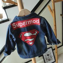 664902a4c Buy superman jacket for boys and get free shipping on AliExpress.com