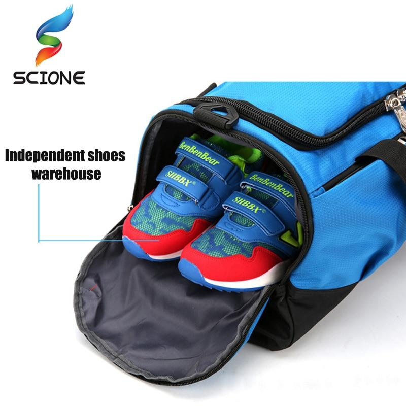 Professional böyük idman çantası suya davamlı idman zalı - İdman çantaları - Fotoqrafiya 2