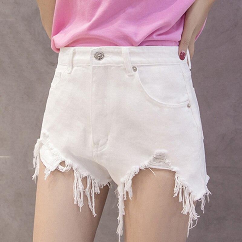 Online Get Cheap White Jean Shorts -Aliexpress.com | Alibaba Group