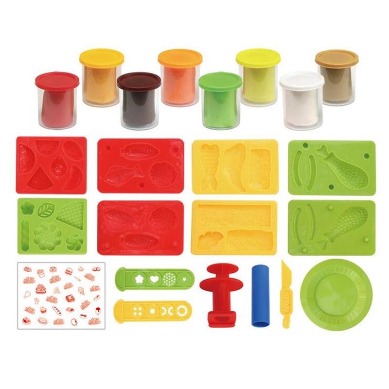 HziriP 23Pcs / set Νέο Παιδική Μοντελοποίηση - Μάθηση και εκπαίδευση - Φωτογραφία 6
