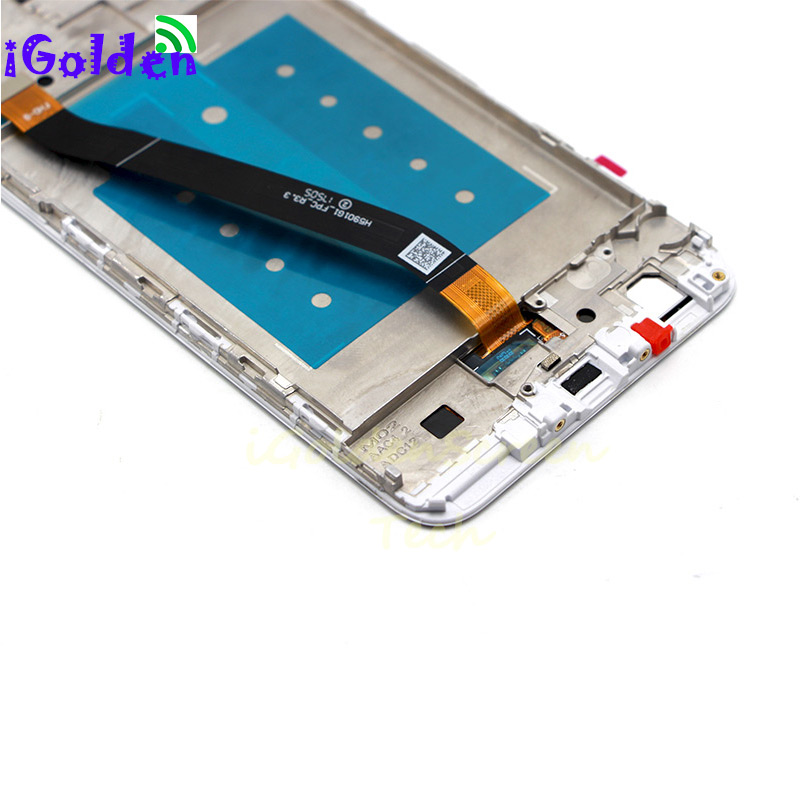 HTB187inub1YBuNjSszeq6yblFXaS pantalla For Huawei Mate 10 Lite LCD Display Touch Screen Digitizer Screen Glass Panel Assembly with frame for Mate 10 Lite lcd