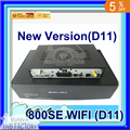 2014 Nuevo WIFI DM800 BL84 DM800HD se DM800SE WIFI D11 DM 800 HD SE 800SE 800HD receptor de Satélite se con WIFI 1 unids/lote