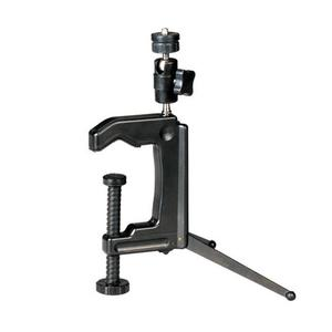 Image 1 - Mini Camera Stand Camera Tripod 1/4   20 Screw Photography Table Tripod Clamp Foldable Stabilizer for DV SLR VCR Cameras Holder