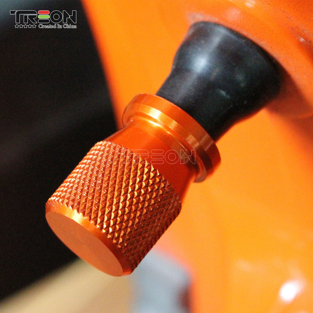 For KTM RC 125 200 390 Duke 125 200 390 250 790 2013-2019 Motorcycle Accessorie Wheel Tire Covers Motorcycle Valve Stem Caps 1