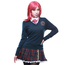 Nishikino Maki Cosplay Love Live Lovelive School Idol Project Constellation Unawakened Costume Sweater Blouse & Skirt