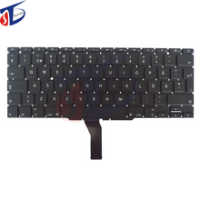 "SW SD FI keyboard without backlight for macbook air 11"" A1370 A1465 Swedish Finnish Sweden Finland keyboard 2011-2015year"