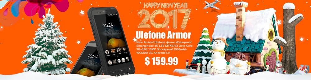Ulefone Armor  banner