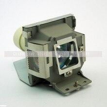متوافق مصباح مع الإسكان 5J. J1V05.001 ل بن Q MP524/MP525P/MP525ST/MP525V/MP575/MP575 V/MP575ST الكشافات Happybate