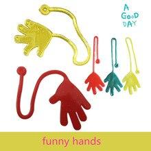 Новинка, игрушка слизи, вязкий скалолазание, одна деталь, фигурка, забавные гаджеты, ПВХ, для детей, Anyoutdoor