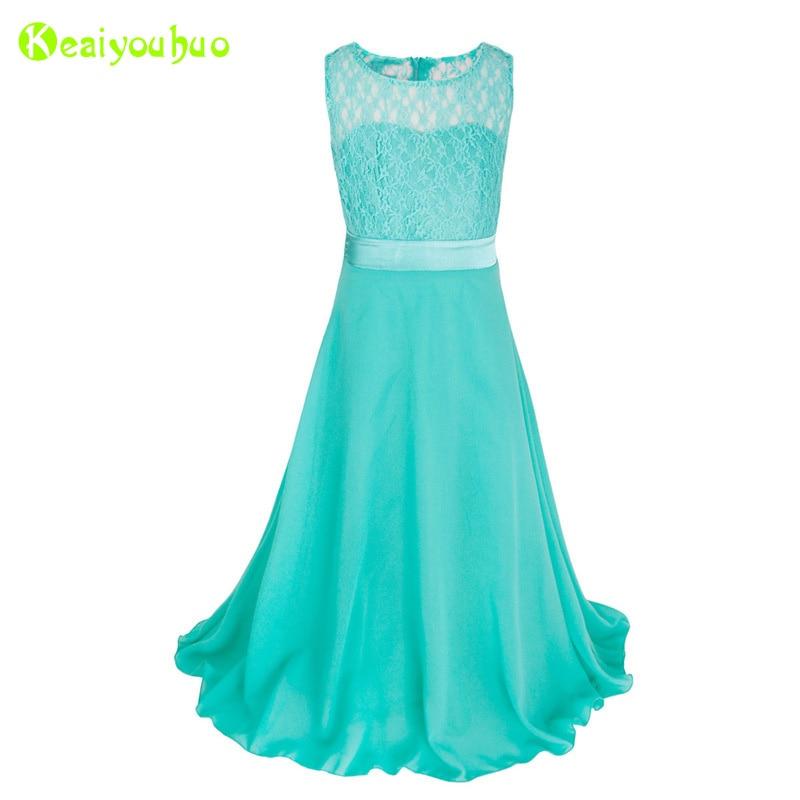 Keaiyouhuo flower girls dress for wedding party dress for Dresses for girls for wedding