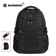 Laptop Backpack Male 15″ Notebook Computer Bag Female Mochila masculino Orthopedic Backpack Student Back To School Bag SW6001V