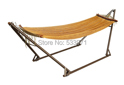 Aliexpress.com : Buy Outdoor Casual Sleeping Portable Hammock with Stand  Garden Folding Children Wicker Hanging Chair Hamacas Hammock and Stand from  ... - Aliexpress.com : Buy Outdoor Casual Sleeping Portable Hammock With