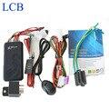 Frete Grátis gps rastreador gps de rastreamento! Mini car Veículos GPS Tracker GT06 com corte de combustível/Stop motor/alarme GSM SIM