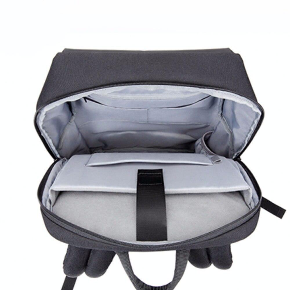 Neue 90Fun Stadt Business Rucksack Männer Reise Laptop Tasche Für 15,6 Zoll Minimalistischen Stil Studenten Hohe Kapazität Schul - 3