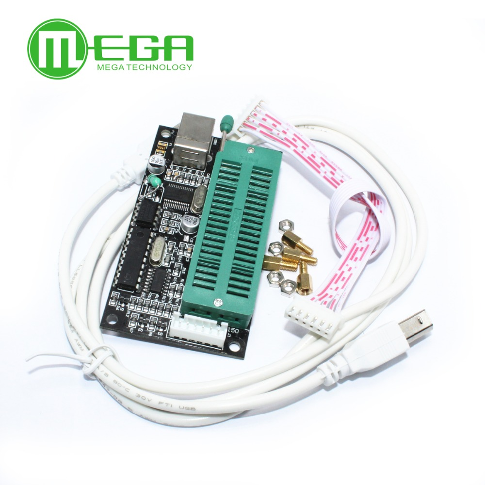 PIC K150 ICSP Programmer USB Automatic Programming Develop Microcontroller  USB ICSP cablePIC K150 ICSP Programmer USB Automatic Programming Develop Microcontroller  USB ICSP cable