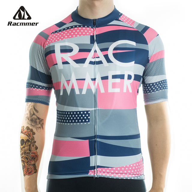 Racmmer 2018 Pro Cycling Jersey Mtb Bicycle Clothing Bike Wear Clothes  Short Maillot Roupa Ropa De Ciclismo Hombre Verano  DX-69 17eb84087