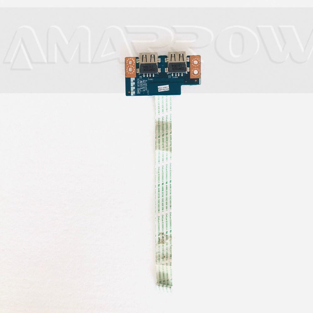 Acer Aspire E1-532 V5WE2 E1-510 572 NE510 USB Board with Cable LS-9532P
