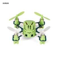 Hubsan kích thước cọ điều khiển từ xa mini chuyên nghiệp quadcopter q4 h111-ch 2.4 ghz bay trực thăng toys hubsan nano mới bán