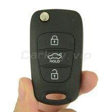 Remotekey Flip car remote key for Hyundai I20 2008 2009 2010 2011 2012 433 mhz ID46 – PCF7936 3 button