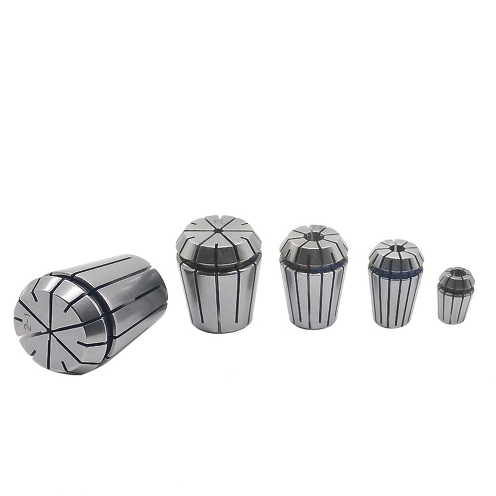 1pc ER11 3mm 1/8 Inch (3.175mm) 4mm 6mm 1mm 2mm 2.5mm Spring Collet Chucks Tool Holder For CNC Engraving Machine&Milling Lathe