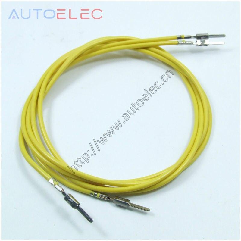 2 шт., жгуты для ремонта и замены автомобильных проводов для VW, Audi, Skoda Seat mini, ISO Golf, Passat, 000979132E