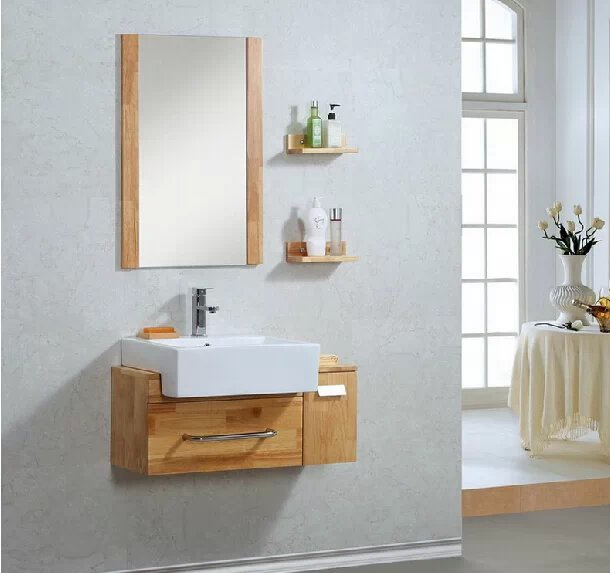 Merveilleux Bathroom Cabinet Small Bathroom Vanity Wall Mounted Bathroom Vanity  0283 2016