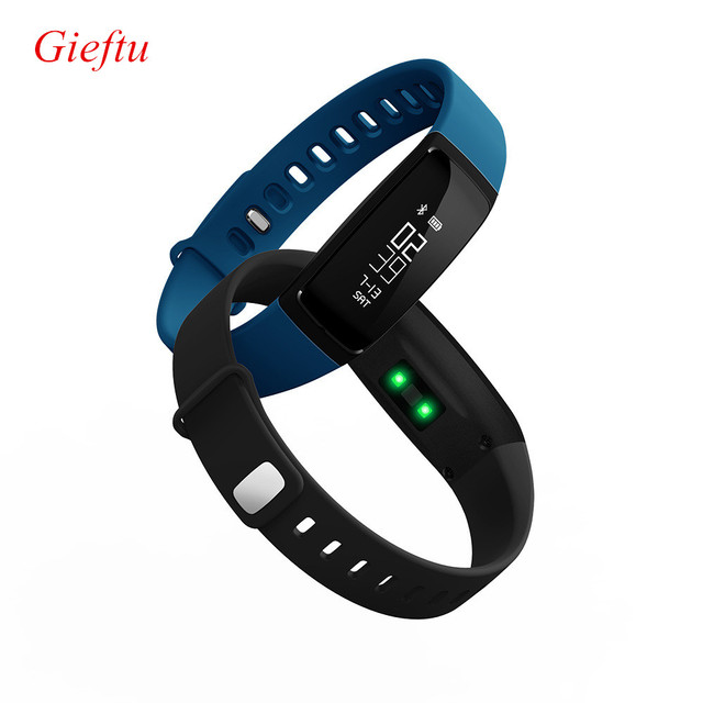 V07 Smart Wristband Band Heart Rate Blood Pressure Bracelets Pedomet Fitness Tracker SMS Call Remind for Android iOS Phone