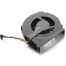 4 провода запасные части для ноутбука Процессор охлаждающего вентилятора компьютера Компоненты вентиляторы кулера подходит для HP CQ42/G4/G6 серийные ноутбуки