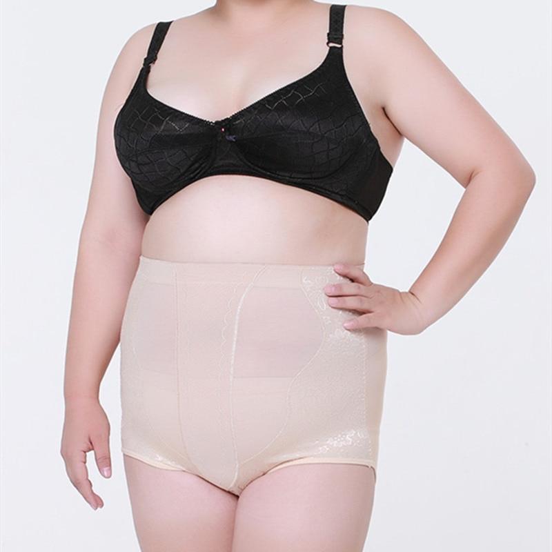 Plus Size Slim Panty Shaper, Slimming Underwear, Tummy Control
