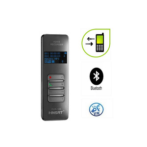 Bluetooth voice recorder can r