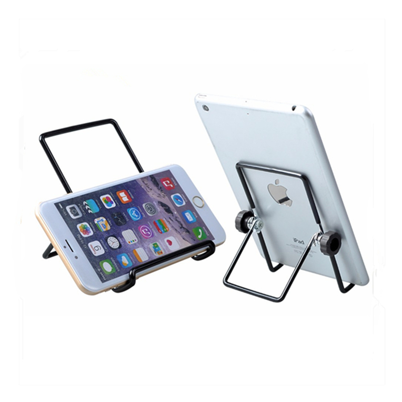 PC Tablet Stand For Ipad Mini 1 2 3 Air 2 Support For Xiaomi Lenovo Tablet Folding Holder For Samsung Tab 4 10.1 Phone Pcs