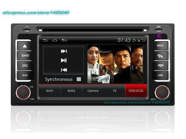 Для toyota corolla fielder 2000 ~ 2013-Автомобильный Android GPS навигации Радио ТВ dvd-плеер Аудио Видео Стерео Мультимедиа системы