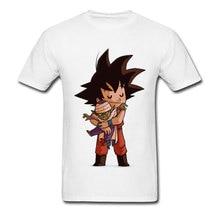 Popular Men Tshirts Dragon Ball Son Goku T-shirts Piccolo Needs Love Tops T Shirt 2019 Funny Japan Anime Print Clothing Slim Fit