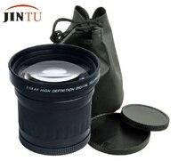58MM 3 5X Tele Lens For Panasonic Lumix FOR PANASONIC LUMIX DMC FZ28 FZ38 FZ18 FZ35