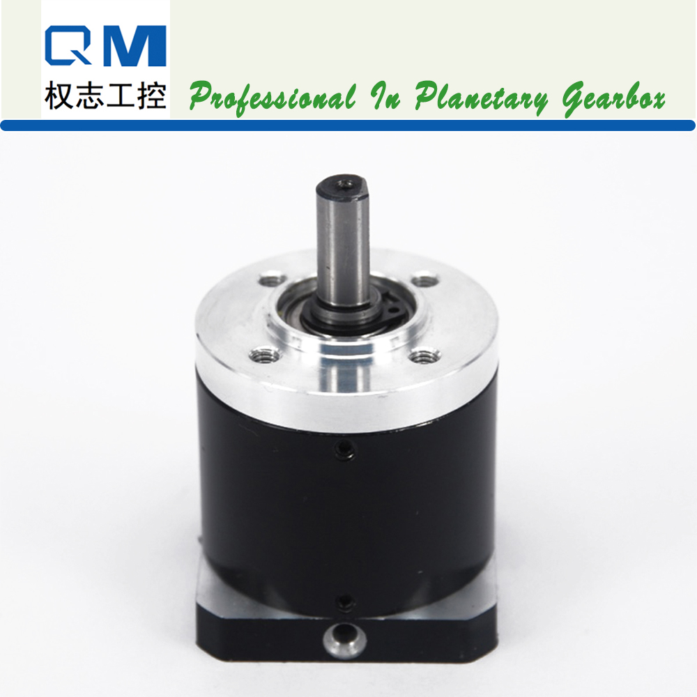 Nema 17 PL42 Planetary Gearbox Reducer Gearhead Ratio 15~50:1 Low Backlash Steel Gear for Stepper Motor Brushless DC Motor nema23 geared stepping motor ratio 50 1 planetary gear stepper motor l76mm 3a 1 8nm 4leads for cnc router