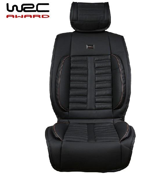 Four seasons wrc ergonomic shape structure car race pad cushion mats