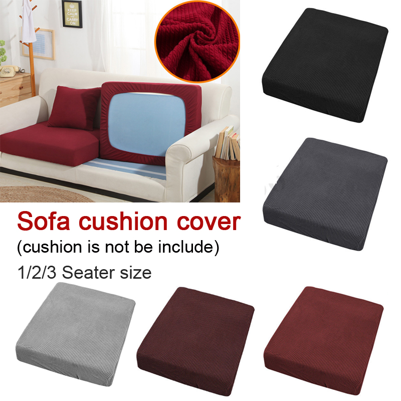 Polyester Spandex Cushion Cover