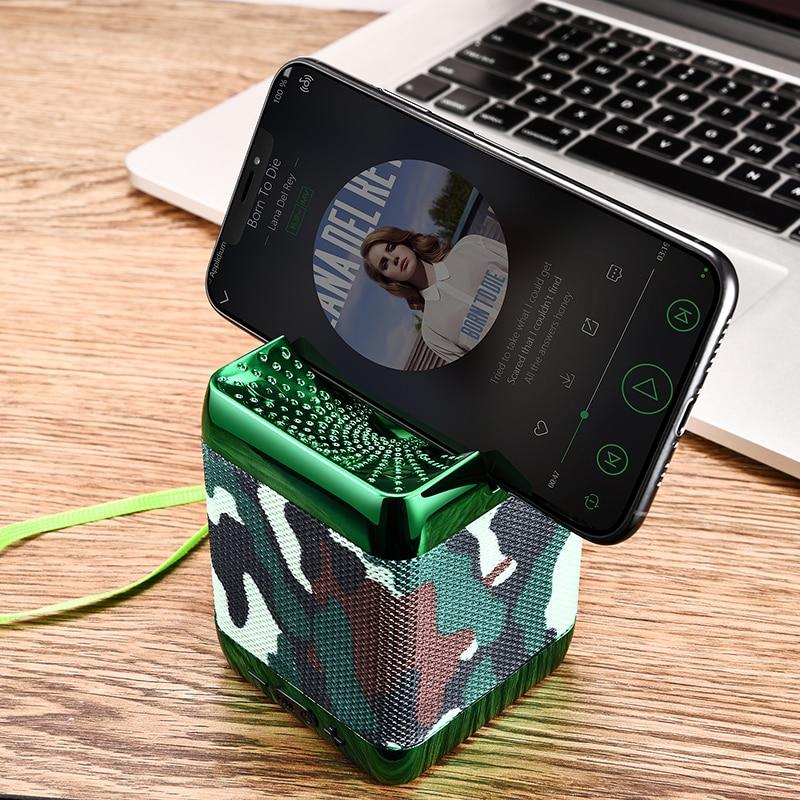 LIGE Wireless Best Bluetooth Speaker Waterproof Portable Outdoor Mini Column Box Loudspeaker Speaker Design for iPhone