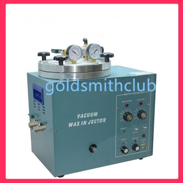 В 220 В вакуумный Воск инжектор машина для изготовления ювелирных изделий оборудование 100% Высокое качество