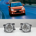 car-styling 2pcs/set Fog Lights For Suzuki SWIFT III MZ EZ Hatchback 2005-2009 Front Bumper LED High Brightness Fog Lamps