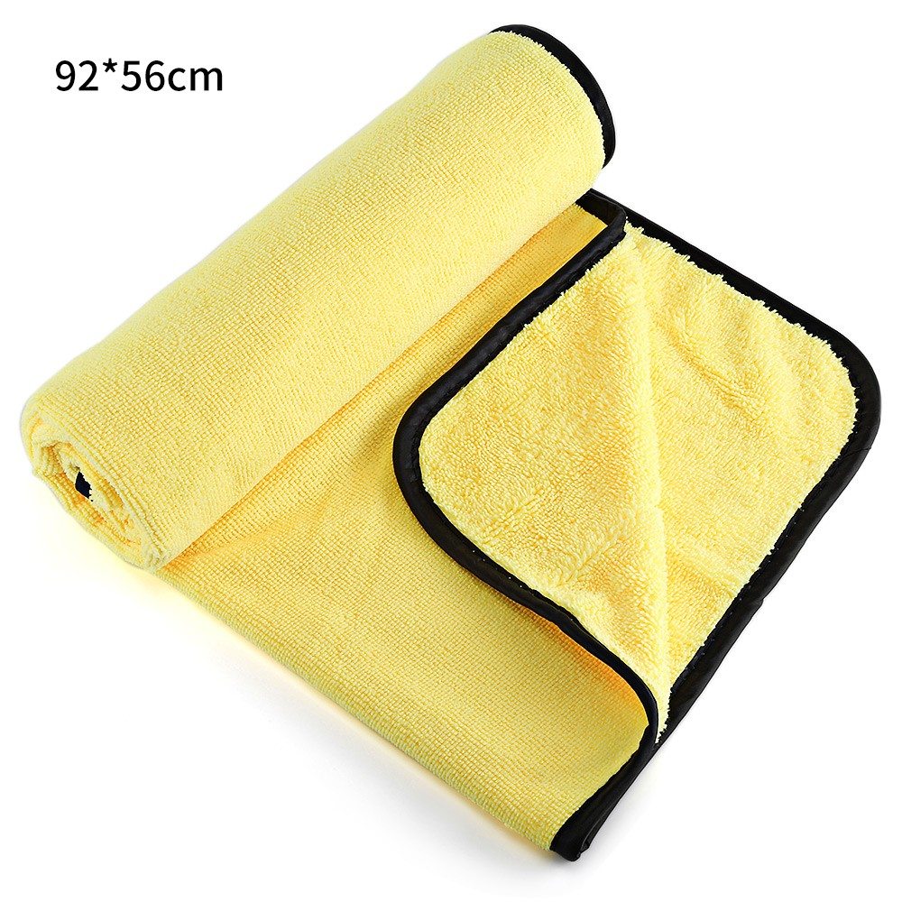 Drying-Cloth Microfiber Car-Cleaning Super-Absorbent Large Extra 1PC Big-Size 92--56cm