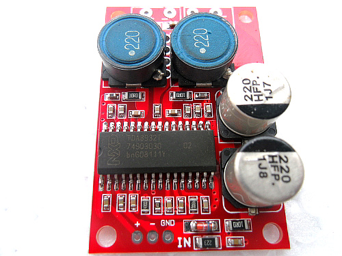 Tda8932 digital amplifier board module 1x30w mono power amp btl tda8932 digital amplifier board module 1x30w mono power amp btl output 12v 24v car in electronics production machinery from electronic components supplies altavistaventures Image collections