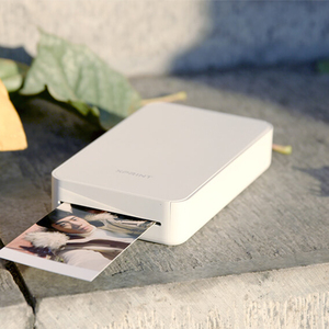 Image 4 - Youpin XPRINT handy foto drucker bluetooth verbinden 10 stücke Druck papier hohe definition AR foto 1670 tausend farbe