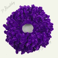 Free Shipping Elastic Max Size Women Colorful Hair Ring Headwrap 7 Colors For Your Choice