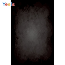 Yeele Gradient Solid Black Self Portrait Grunge Style Photography Backgrounds Customize Photographic Backdrops For Photo Studio