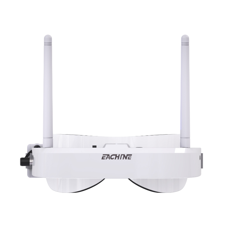 Eachine EV100 720*540 5.8G 72CH FPV Goggles With Dual Antennas Fan 7.4V 1000mAh Battery-in Parts & Accessories from Toys & Hobbies