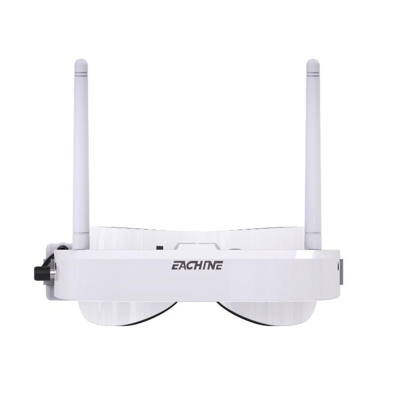 Eachine EV100 720*540 5.8G 72CH FPV lunettes avec double antennes ventilateur 7.4 V 1000 mAh batterie